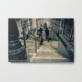 Montmartre Metal Print
