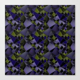 Geometric pattern.2 Canvas Print