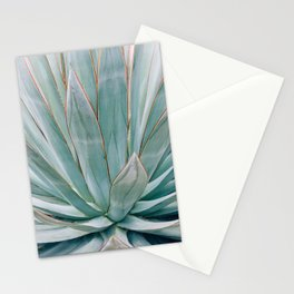 Minimalist Agave Stationery Cards
