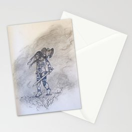 The Kite's Daughter Stationery Cards