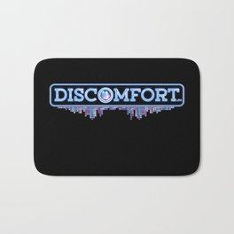 """""""Discomfort"""" Bath Mat"""