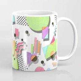 Rad 80s Memphis Coffee Mug