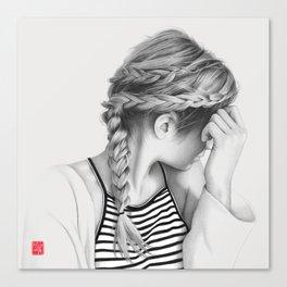 Tremolo Canvas Print