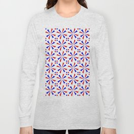 symmetric patterns 121 Long Sleeve T-shirt