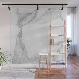 White Marble Edition 4 Wall Mural
