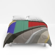 TRAVEL TO NOWHERE Comforters