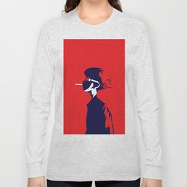 smoke boy Long Sleeve T-shirt