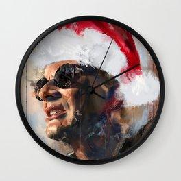 Christmas 4 Wall Clock