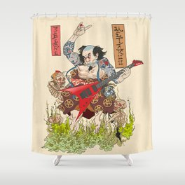 Metaruu! Shower Curtain
