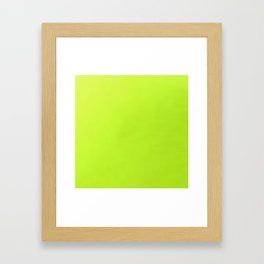 Electric Colors Framed Art Print