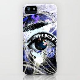 World eye iPhone Case