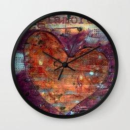 Permission Series: Glamorous Wall Clock