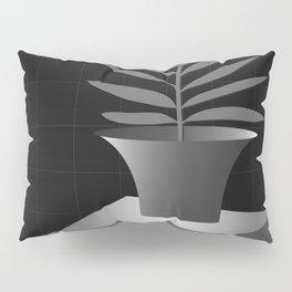 Lola Pot #2 Black Pillow Sham