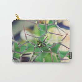 Cactus Spikes Carry-All Pouch