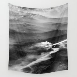 Jet Stream Wall Tapestry