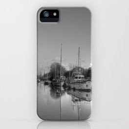 Red Buoy iPhone Case