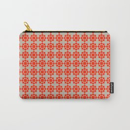 Orange Islamic decoration Carry-All Pouch