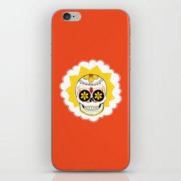 Lisa de los Muertos iPhone Skin
