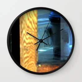 Water...Need Water! Wall Clock