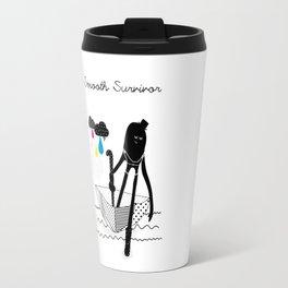 Smooth Survivor Travel Mug