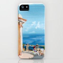 Traveler iPhone Case