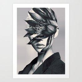 Inner beauty  22 Art Print