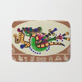 Quetzalcoatl II Bath Mat