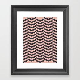 Pattern LP Framed Art Print
