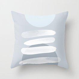 Minimalism 18 X Throw Pillow