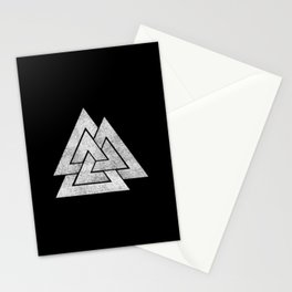 Valknut Stationery Cards
