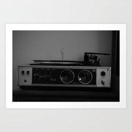 Panasonic Art Print