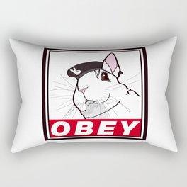 ANGRY JACK Rectangular Pillow