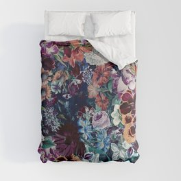 EXOTIC GARDEN - NIGHT XVI Comforters
