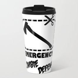 Zombie  - Emergency Defense Axe Travel Mug
