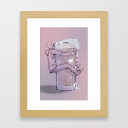 bestbuds Framed Art Print