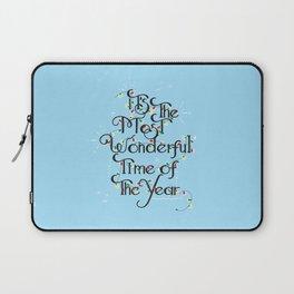 Christmas Season Laptop Sleeve