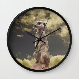 King of the world.... Wall Clock