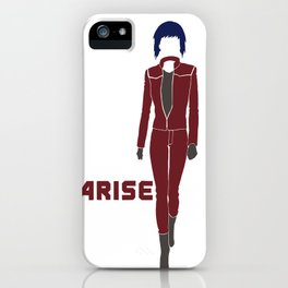 Ghost in the Shell Arise iPhone Case