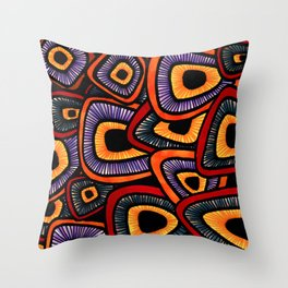 The Copier Throw Pillow
