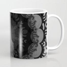 Dark Mandala #1 Coffee Mug