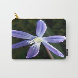 Scilla Blossom Carry-All Pouch