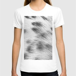 Abstract fur textures and patterns II T-shirt