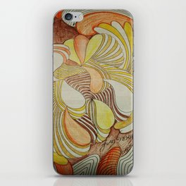 CREPUSCULO 11 iPhone Skin
