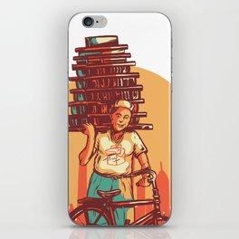 You Ring We Bring iPhone Skin