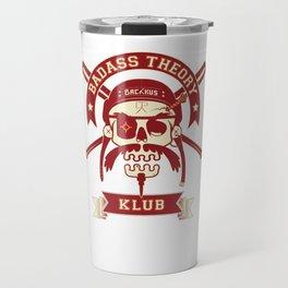 Badass Theory Klub Travel Mug