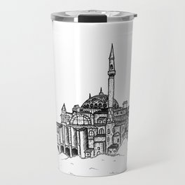 Hagia Sophia Travel Mug