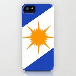 flag of tocantins iPhone Case