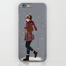 Still snowing Slim Case iPhone 6s