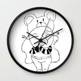 BERRIE Wall Clock