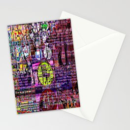 """Untitled (So No One Will """"Like"""" It) [A.N.T.S. Series] Stationery Cards"""
